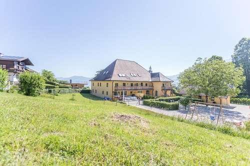2 Zimmerwohnung in der Gemeinde Nußdorf am Attersee mit Seeblick