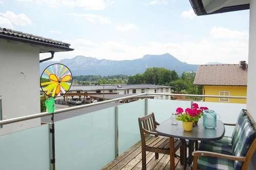 Wohnen am Schlössl - Wundervolle 3 Zimmer Wohnung mit See- & Bergblick