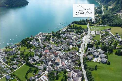 The Lakeview - Aussichten ... die begeistern! 2 Zimmer Wohnungen im 2. OG