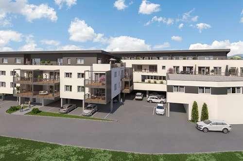 Großzügige 3-Zimmer-Wohnung mitten in Ried