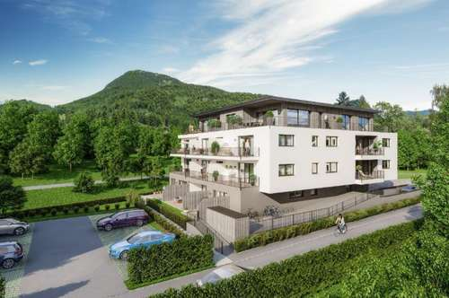Lifestyle Fuschl am See - 3-Zimmer Etagenwohnung mit Balkon
