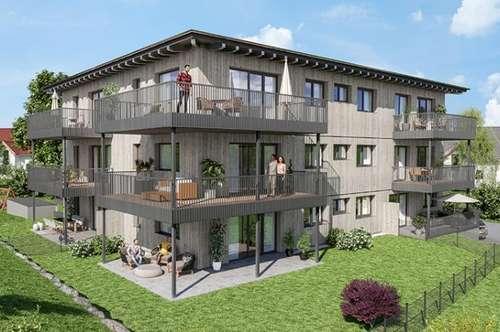 Letzte Einheit! 3- Zimmer-Gartenwohnung im Zentrum von Mondsee