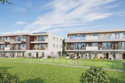 Königsseeache in Gehweite - 3-Zimmer-Gartenwohnung