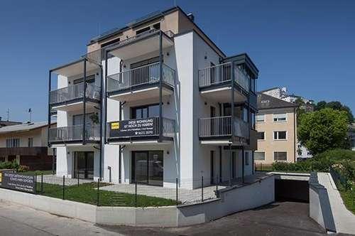 ANLEGERWOHNUNG in Nonntal -2-Zimmer Gartenwohnung mit Terrasse