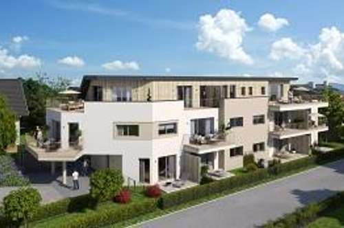 SALZACHSEE - 2-Zimmer-Wohnung mit Balkon