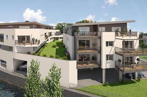 Dachterrassenwohnung mit 2 Zimmern