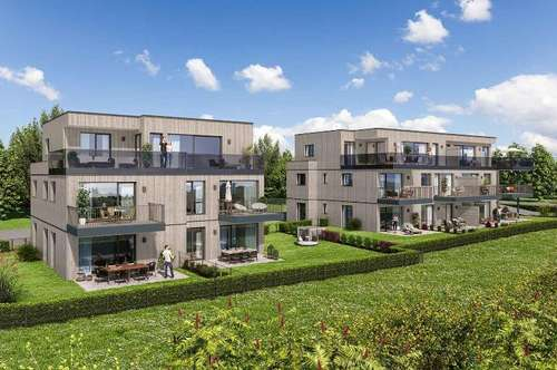 Gneis - Penthouse mit Untersbergblick