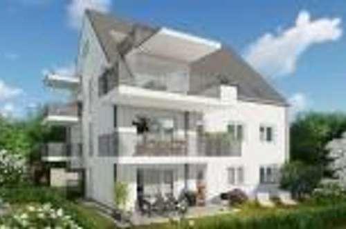 83 m² Neubau + sonnigen 20 m² Balkon - NATUR PUR mit guter Infrastruktur / AM FROSCHBERG