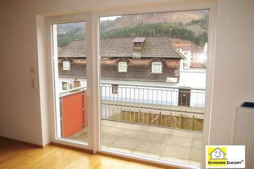 4-Zimmer-Maisonettewohnung mit Balkon! Kaufoption!