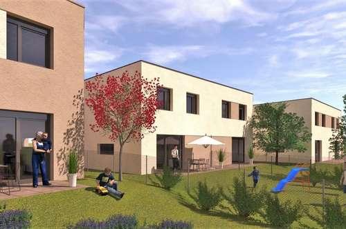Neubau Reihenhaus mit Garten! Provisionsfrei!