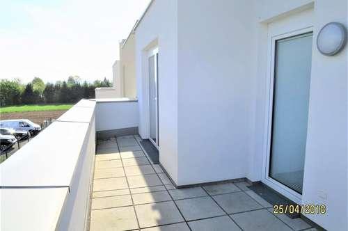 Perfekt geschnittene 2-Zimmerwohnung mit Balkon und Terrasse!