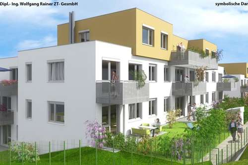 Erstbezug mit Kaufoption, Balkon und Garagenplatz zu vermieten!