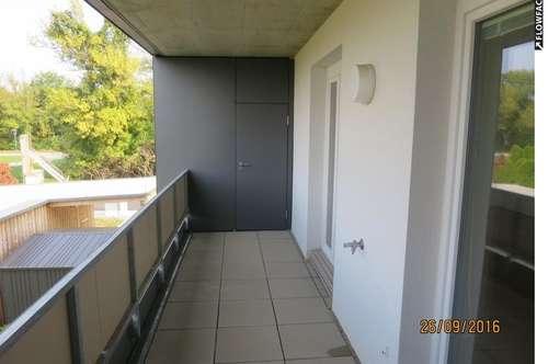 Moderne Wohnung mit großer Loggia zu vermieten! Inkl. Kaufoption!