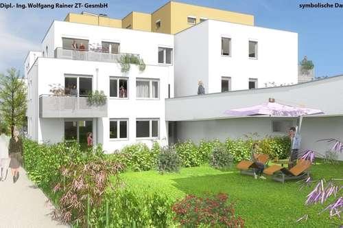 Provisionsfrei! 3-Zimmerwohnung mit Terrasse und Balkon zu vermieten!