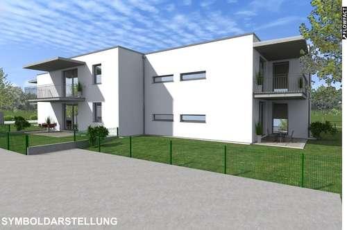 Erstbezugswohnung in beliebter Lage mit Balkon zu vermieten!