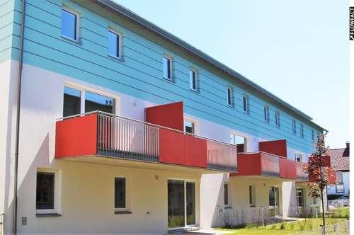Erstbezug-Maisonettewohnung mit Balkon und Kaufoption!