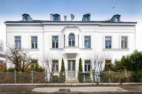 Jahrhundertwende Zinsvilla in Ober Sankt Veit