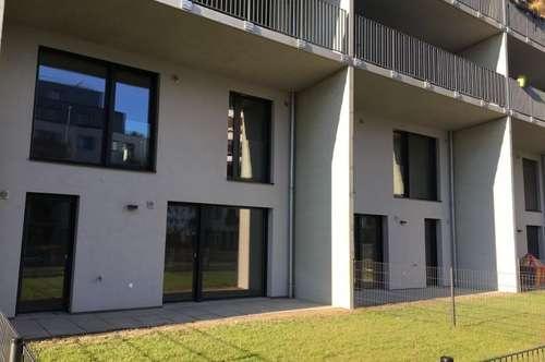 Sonnige Gartenmaisonette mit Dachpool - modernes Wohnen in RIVUS, PROVISIONSFREI ! Erstbezug