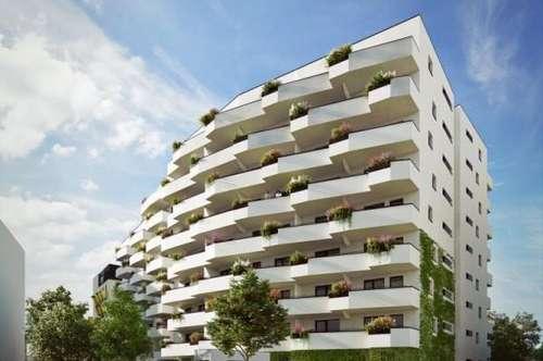 Biotope City: Familien-Wohnung nahe Wienerberg-See - provisionsfrei vom Bauträger