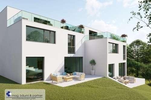 Einfamilienhaus mit XXL Terrassen am Fuße des Eichkogels