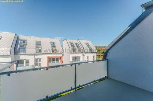 Hochwertiger Erstbezug mit Balkon, 0% Käuferprovision!