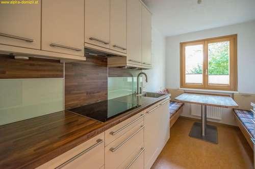 Großzügige 3-Zimmer-Wohnung mit Westloggia