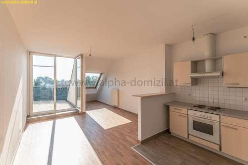 Renovierte Terrassen-Wohnung