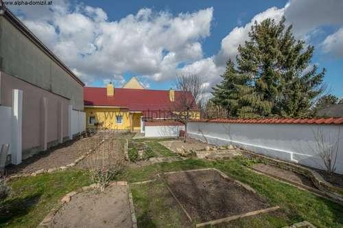 Renoviertes Hof-Haus mit uneinsehbaren Garten
