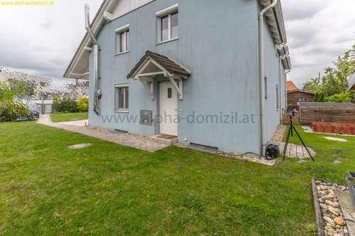 Doppelhaushälfte mit Wohnkeller in Ruhelage