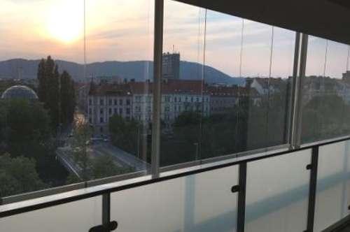 Sonnendurchfluteter Wohntraum mit Schloßbergblick in 8010 Graz, Nähe Augartenpark