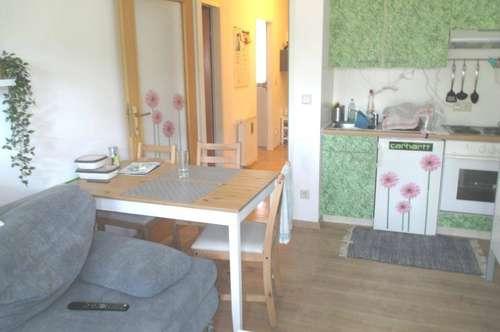 Anlageobjekt! Schöne, gepflegte 2-Zimmerwohnung mit Tiefgaragenplatz - Am Fuße des Rosenbergs, 8010 Graz