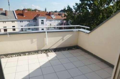 Moderne 3-Zimmerwohnung im Dachgeschoss - Geidorf