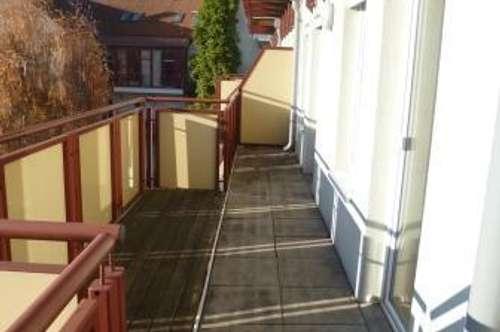 2-Zimmerwohnung mit Innenstadtflair & großer Terrasse