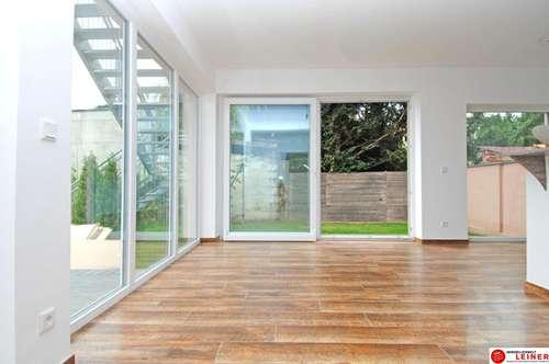Schwechat Maisonette - Traum mit Eigengarten - Exklusives Wohnen in lichtdurchflutetem Ambiente
