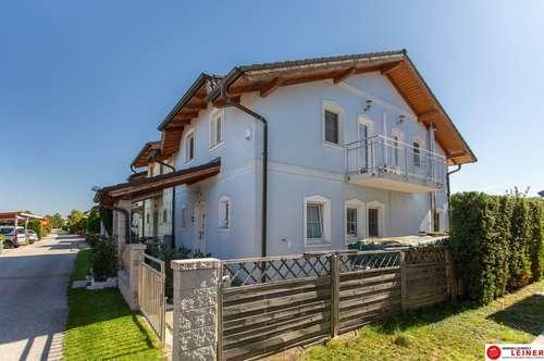 Einfamilienhaus am Badesee in Trautmannsdorf - Glücklich leben wie im Urlaub