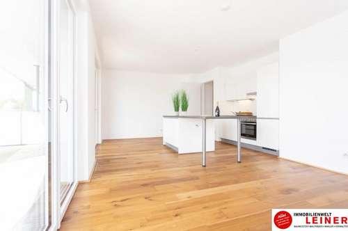 *UNBEFRISTET*Schwechat - 2 Zimmer Mietwohnung im Erstbezug mit großer Terrasse und Loggia