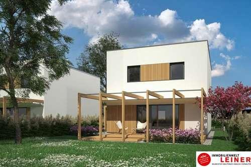 Besuchen Sie unser Musterhaus! 4 Zimmmer + 114m² Wohnfläche - schlüsselfertig - Sie werden begeistert sein!