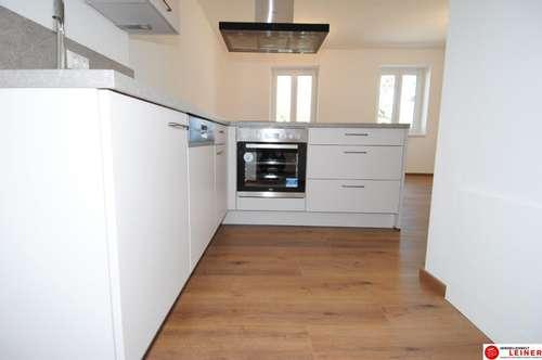 2320 Rauchenwarth - Nähe Flughafen: Wohnen wie in einem Haus am Land! ERSTBEZUG - Top ausgestattete 3 Zimmer Mietwohnung in herrlich ruhiger Innenhoflage!