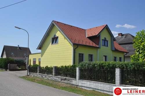 Einfamilienhaus mit großem Garten nähe Zentrum St. Pölten