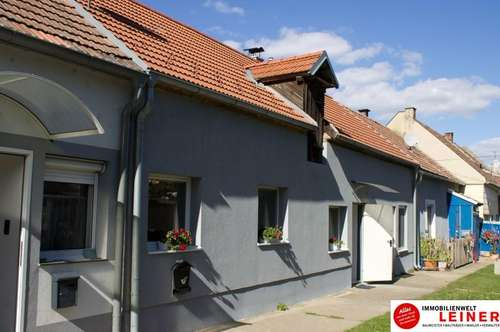 **Alternative zur Wohnung** Kleines Haus mit herrlichem Garten!