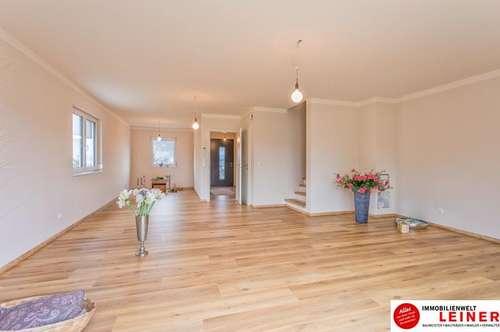 Park St. Margaretha: 4 Zimmer Doppelhaushälfte, die beste Entscheidung für Ihre Familie und Zukunft!