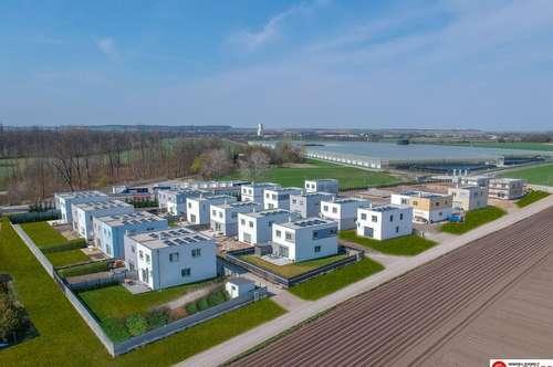 ACHTUNG KAUFANBOT WURDE GELEGT!!! Besuchen Sie unser Musterhaus! 4 Zimmmer + 114m² Wohnfläche - schlüsselfertig - Sie werden begeistert sein!