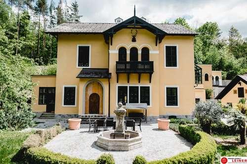 Die Sturany-Villa am Stift Heiligenkreuz