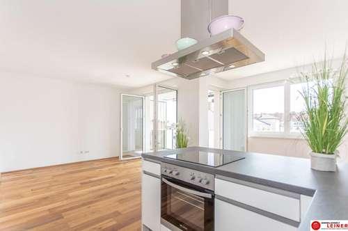 *UNBEFRISTET+BARRIEREFREI*Schwechat - 3 Zimmer Mietwohnung im Erstbezug mit großer Terrasse und Loggia