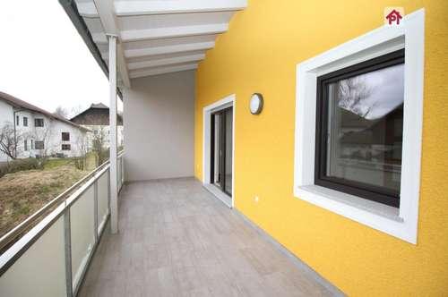 Schmidham: großzügige 3 Zimmer Wohnung mit Carport und KFZ Freistellplatz, TOP 6