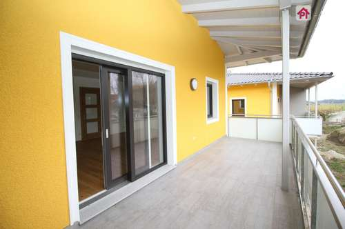 Schmidham: großzügige 3 Zimmer Wohnung mit Carport und KFZ Freistellplatz, TOP 3