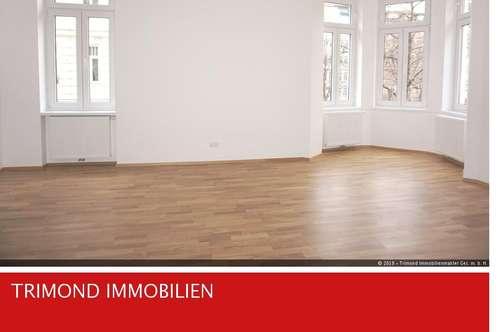 Erstbezug! Traumhafte Stilaltbauwohnung in einem wunderschönen Jugendstilhaus - Nähe Hamerlingplatz / Florianigasse!