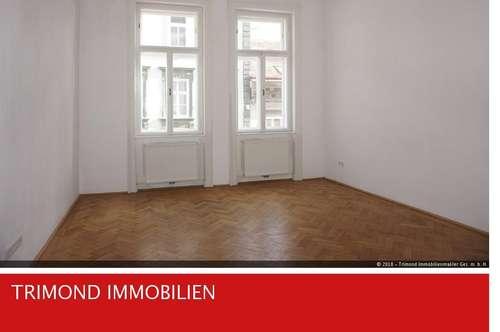 Helle Singlewohnung - direkt in einer ruhigen Seitengasse bei der äußeren Mariahilferstraße gelegen!