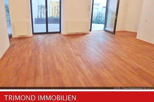 Loftartige Wohnung mit Terrasse im Hofgebäude - Nähe Wiedner Hauptstraße gelegen!