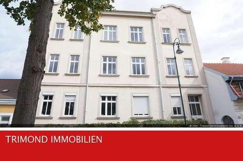 Erstbezug! Unbefristete Hauptmietwohnung mit gartenseitigem Balkon und Gartenmitbenützung im Herzen von Baden!